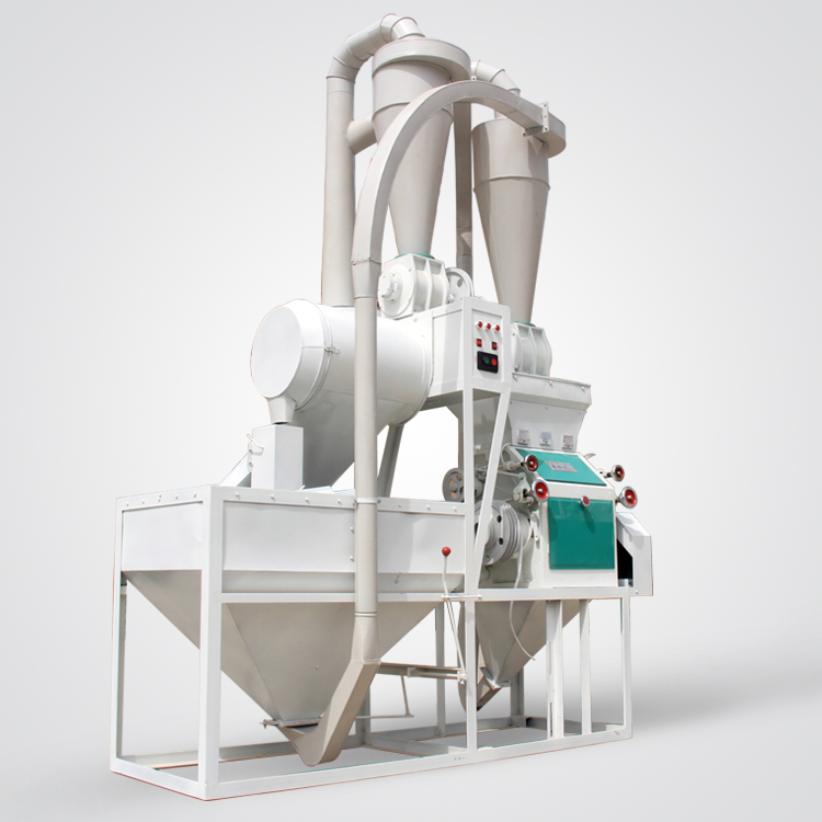 6FW-F40 wheat flour milling machine (special use)
