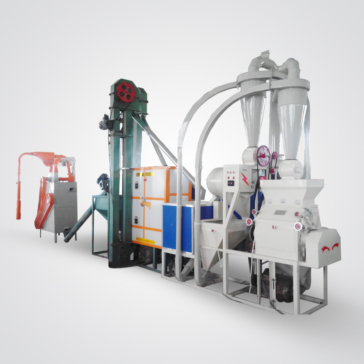 P12A flour milling plant