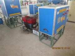 Diesel maize milling machine / maize flour mill machine
