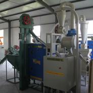 8TPD corn flour milling plant
